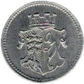 10 Pfennig (Friedrichshafen) [Stadt, Württemberg] – reverse