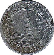 10 Pfennig (Mettmann) [Kreisverwaltung, Rheinprovinz] – obverse