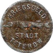 10 Pfennig (Teterow) [Stadt, Mecklenburg-Schwerin] – obverse