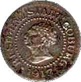 10 Pfennig (Coburg) [Stadt, Sachsen-Coburg] – obverse