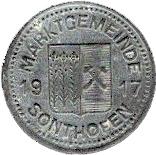 10 Pfennig (Sonthofen) [Marktgemeinde, Bayern] – obverse
