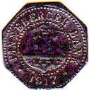 10 Pfennig (Pinneberg) [Private, Schleswig-Holstein, Bank] – obverse