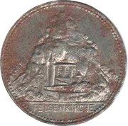 25 Pfennig (Oberstein) [Stadt, Oldenburg-Birkenfeld] – reverse