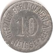 10 Pfennig (Neisse) [POW, Silesia] – obverse