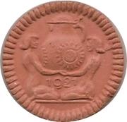 50 Pfennig (Höhr) [Stadt, Hesseh-Nassau] – reverse
