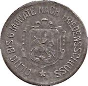 5 Pfennig (Aibling) [Distrikt, Bayern] – reverse