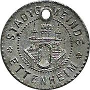 5 Pfennig (Ettenheim) [Stadt, Baden] – obverse
