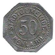 50 Pfennig (Kehl am Rhein) [Stadt, Baden] – obverse