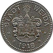 50 Pfennig (Weida) [Stadt, Sachsen-Weimar-Eisenach] – obverse