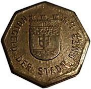 25 Pfennig (Buer in Westfalen) [Stadt, Westfalen] – obverse