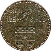 10 Pfennig (Lüdenscheid) [Stadt, Westfalen] – obverse