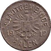 5 Pfennig (Aalen) [Stadt, Württemberg] – obverse