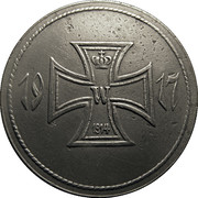 50 Pfennig (Künzelsau) [Stadt, Württemberg] -  reverse