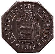 50 Pfennig (Leutkirch) [Oberamtsstadt, Württemberg] – obverse
