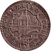 10 Pfennig (Calw) [Stadt, Württemberg] – obverse