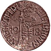 10 Pfennig (Heilbronn) [Stadt, Württemberg] – obverse