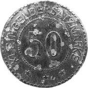 20 Pfennig (Melsungen) [Stadt, Hessen-Nassau] – reverse
