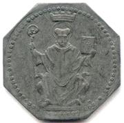 5 Pfennig (Gotha) [Stadt, Sachsen-Coburg] – reverse
