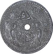 5 Pfennig (Adelsheim) [Stadt, Baden] – obverse