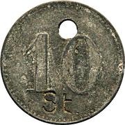 10 Pfennig (Essen) [POW, Rheinprovinz] – reverse