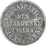 10 Pfennig (Münsingen) [POW, Württemberg] – obverse