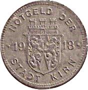 50 Pfennig (Kirn) [Stadt, Rheinprovinz] – obverse
