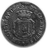 5 Pfennig (Lichtenfels) [Stadt, Bayern] – obverse