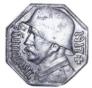 25 Pfennig (Weilburg an der Lahn) [Stadt, Hessen-Nassau] – obverse