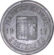50 Pfennig (Sonthofen) [Marktgemeinde, Bayern] – obverse
