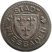 10 Pfennig (Wiesbaden) [Stadt, Hessen-Nassau] – obverse