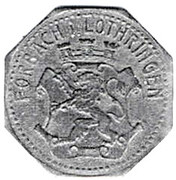 5 Pfennig (Forbach) [Stadt, Lothringen] – obverse