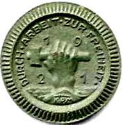 50 Pfennig (Waldenburg) [Stadtgemeinde, Schlesien] – obverse