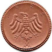 2 Mark (Münsterberg) [Stadt, Schlesien] – reverse