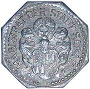 50 Pfennig (Sagan) [Stadt, Schlesien] – obverse