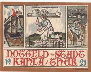 25 Pfennig (Kahla) – reverse