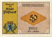 50 Pfennig (Pößneck; Industry Series) – obverse