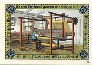 75 Pfennig (Pößneck; Industry Series) – reverse