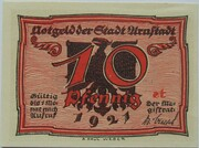 10 Pfennig (Arnstadt; Caricature Series - Issue 4) – obverse