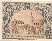 50 Pfennig (Oldisleben ) – reverse