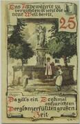 25 Pfennig (Buttstädt) – reverse