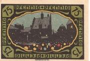 75 Pfennig (Pößneck) – reverse