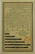 25 Pfennig (Kahla; Economics Series - C) – reverse