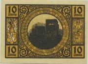 10 Pfennig (Lobeda) – reverse