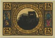 25 Pfennig (Lobeda) – reverse
