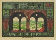 50 Pfennig (Lobeda) -  obverse
