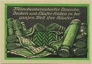 10 Pfennig (Münchenbernsdorf) – reverse