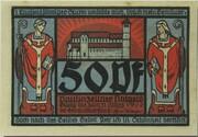 50 Pfennig (Paulinzella; Monastery Series - Issue 1) – obverse