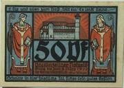 50 Pfennig (Paulinzella; Monastery Series - Issue 2) – obverse