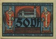 50 Pfennig (Paulinzella; Monastery Series - Issue 3) – obverse