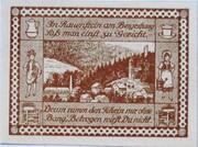 10 Pfennig (Rauenstein) – reverse